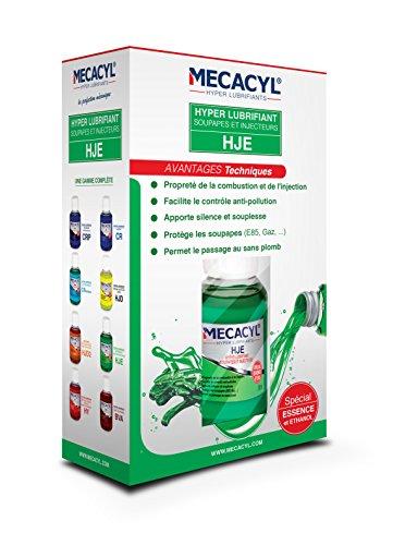 Mecacyl HJE - Flacon 200 ML - Hyper-Lubrifiant - Spécial Protection des Injecteurs - Moteur Essence