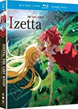Izetta: The Last Witch - The Complete Series Blu-ray + DVD