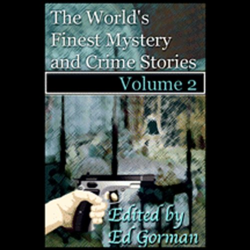The World's Finest Mystery & Crime Stories, Vol. 2 audiobook cover art