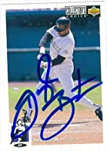 Autograph Warehouse 30207 Daryl Boston Autographed Baseball Card Colorado Rockies 1994 Upper Deck No. 62