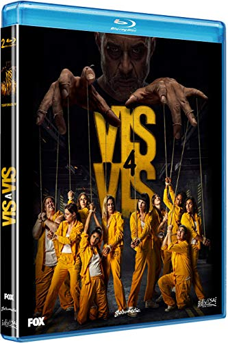 Vis a vis - Temporada 4 - BD [Blu-ray]
