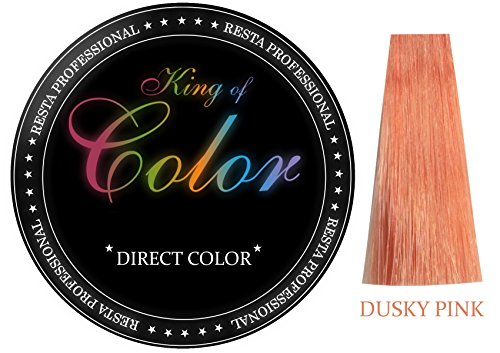 Resta Professional King of Color Direct Color Dusky Pink 100 ml