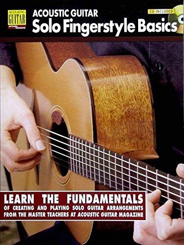 Acoustic Guitar Solo Fingerstyle Basics (Acoustic Guitar Private Lessons)