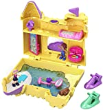Polly Pocket GCJ87 World Sandburg Schatulle -