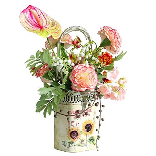 Jarrones Decorativos Modernos Altos Con Flores jarrones decorativos modernos altos  Marca WYWY