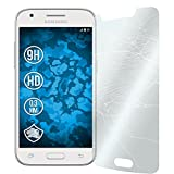 PhoneNatic 1 x Glas-Folie klar kompatibel mit Samsung Galaxy Ace 4 - Panzerglas für Galaxy Ace 4