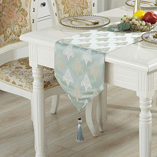 Branfan Tafelloper, Europes, eenvoudig tafelkleed, Chinees, modern, TV-kast, stof, 33 x 250 cm