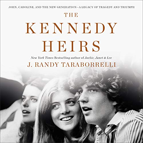 The Kennedy Heirs cover art