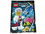 Blue Ocean LEGO Hidden Side JB Minifigure Foil Pack Set 792006 (bolsa)