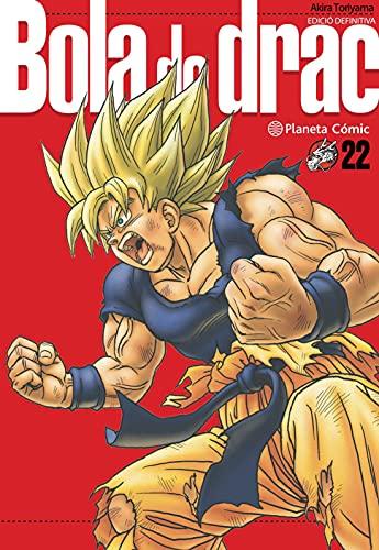 Bola de Drac Definitiva nº 22/34 (Manga Shonen)