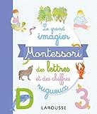 Mon grand imagier Montessori