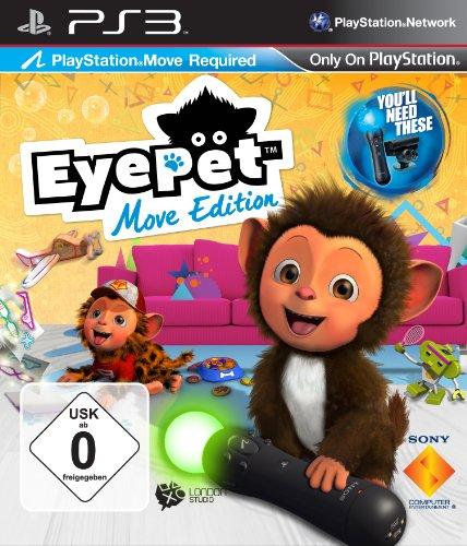 EyePet - Move Edition