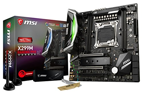 MSI Performance Gaming Intel X299 LGA...
