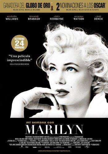 Mi Semana Con Marilyn (Import Dvd) (2012) Emma Watson; Simon Curtis