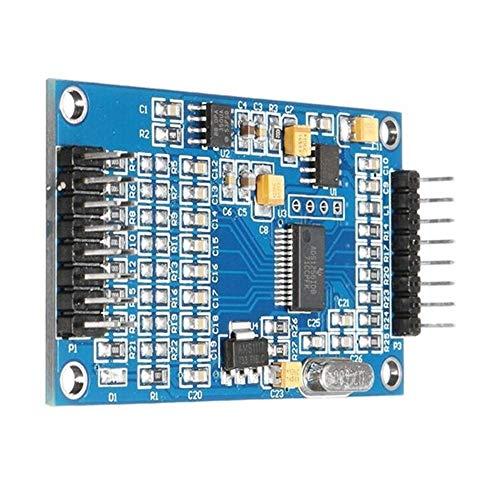 DXX-HR ADS1256 24 Bit 8 Channel AD ADC Module High Precision ADC Acquisition Card Acquisition Data Scientific Experiment Module