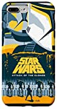 iPhone 7 Plus/8 Plus Star Wars Attack of the Clones Illustrated Movie Poster Case