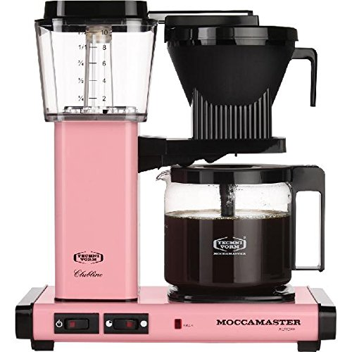 Buy Discount TECHNIVORM MOCCAMASTER COFFEEMAKERS MM741AO-PK (Pink)【Japan Domestic genuine products...