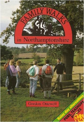 Family Walks in Northamptonshire (Family Walks S.)