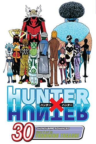 Hunter X Hunter 30: Answer