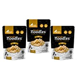 Wonder Noodles - Ziti - Carb-Free, Keto Pasta - Gluten-Free, Kosher, Vegan, Zero Calories - ready to eat (Includes 6 packs of 7oz each)
