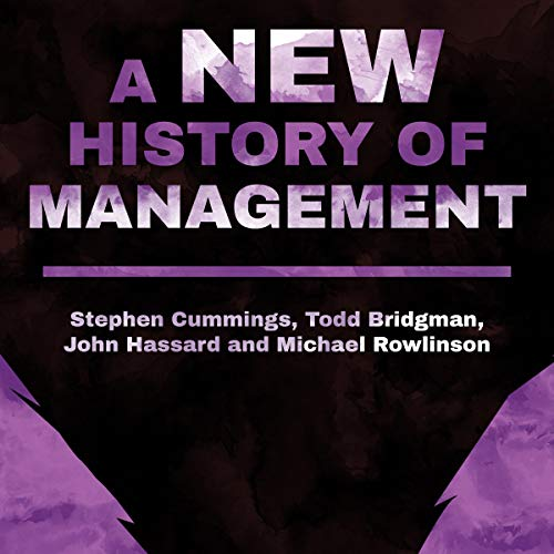 A New History of Management cover art