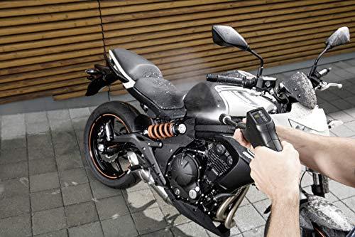 Kärcher Hochdruckreiniger K 3 Full Control (Druck: 20-120 bar, ohne Sonderzubehör, Fördermenge: 380 l/h, 2x Strahlrohr, Power Pistole) - 3