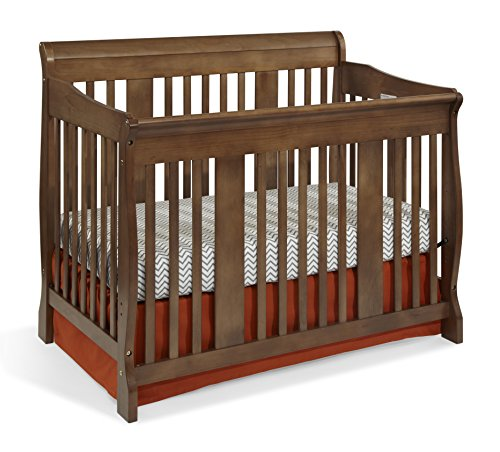 Find Cheap Storkcraft Tuscany 4-in-1 Convertible Crib, Dove Brown