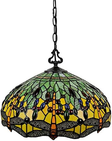 Glass hanging lamp _image2