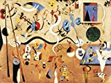 1art1 Joan Miró - Karneval Der Harlekins Poster Kunstdruck