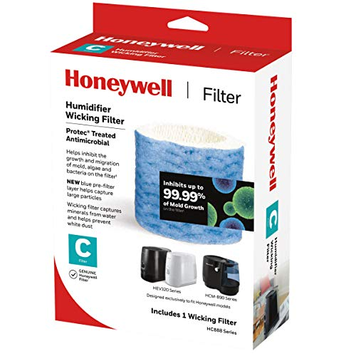 Honeywell C Replacement Filter, White