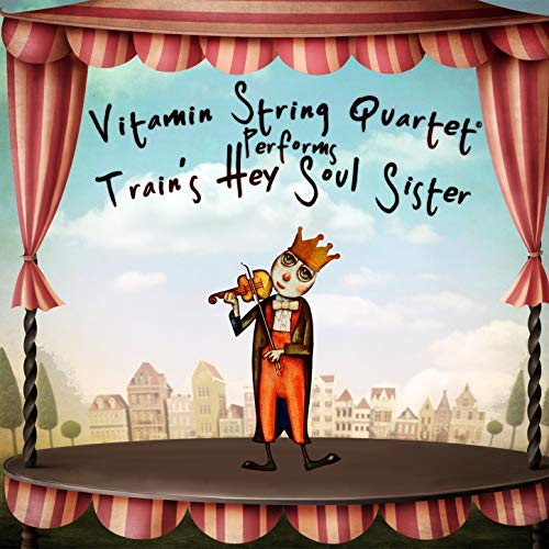 Vitamin String Quartet Performs Train's
