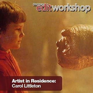 An Evening with Film Editor Carol Littleton audiobook cover art