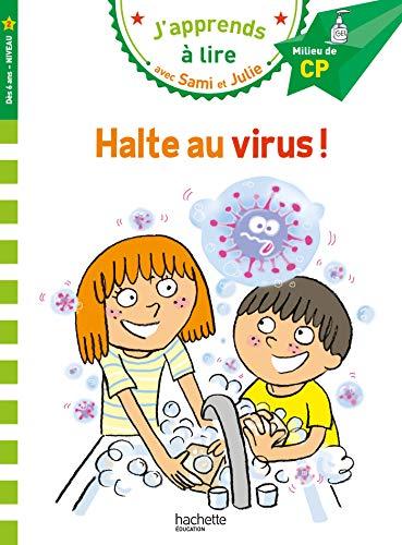 ~PDF Books~ Sami et Julie CP Niveau 2 - Halte au virus ! PDF Books
