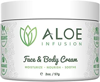 aloe vera face body cream