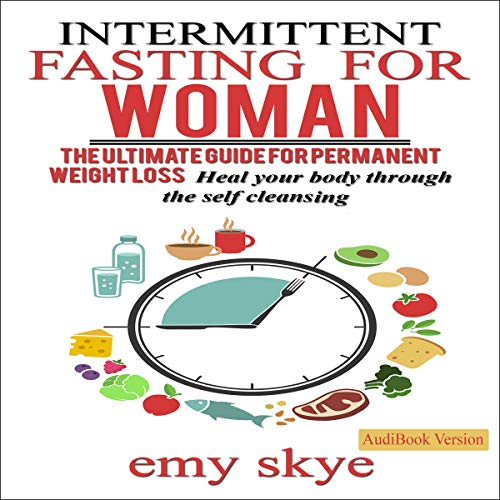 Intermittent Fasting for Woman audiobook cover art