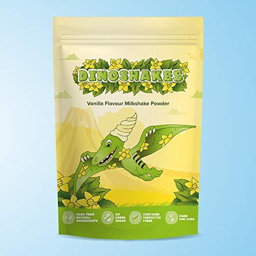 Italian Beverage Company Dinoshakes Vanilla Milkshake Powder - Pack of 2