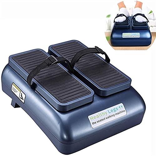 GYYlucky Ejercitador automático de piernas Sentado, máquin