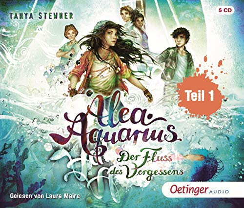 Alea Aquarius 6.1: Der Fluss des Vergessens (Teil 1 5 CD)