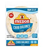 Mission Foods Carb Balance Flour Tortillas (8 ct., 12 oz.)