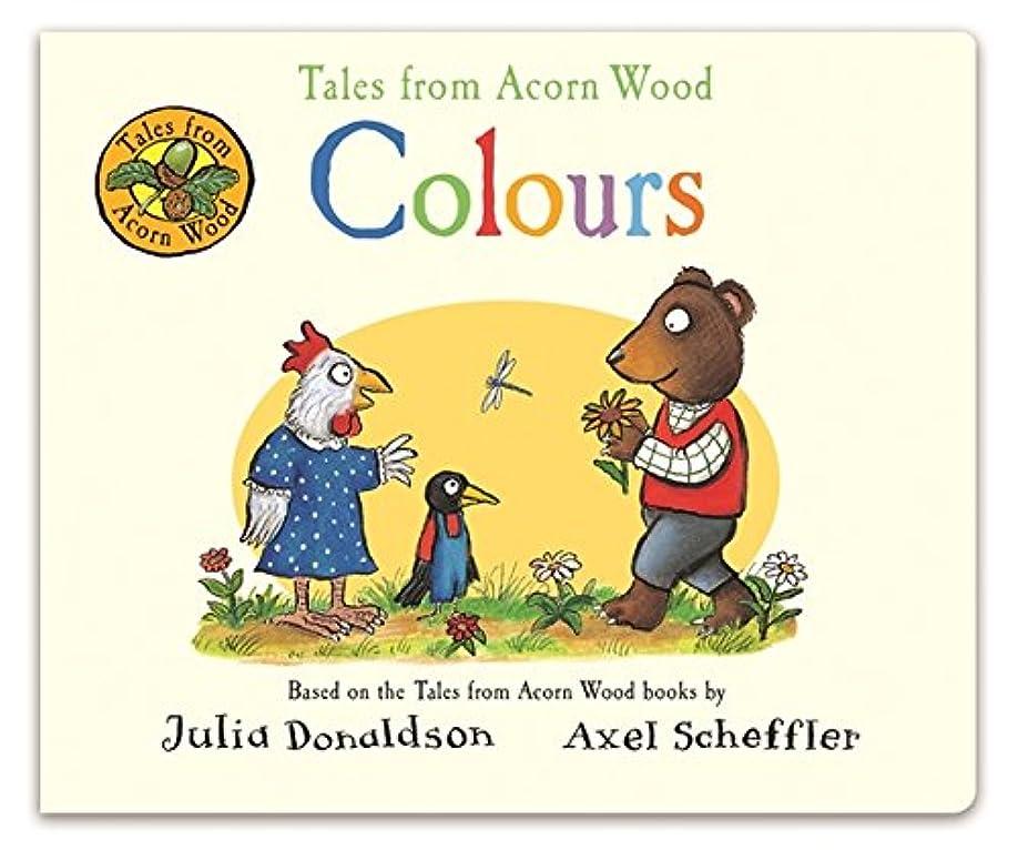 人質死にかけている夏Tales from Acorn Wood: Colours