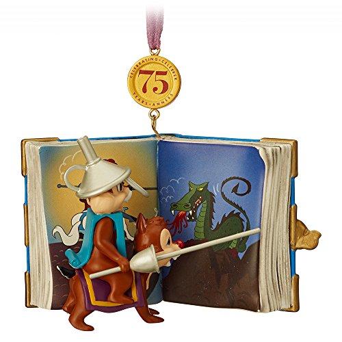 Disney Chip 'n Dale Legacy Sketchbook Ornament - Limited Release
