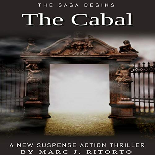 The Cabal audiobook cover art