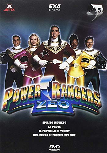 Power Rangers Zeo Volume 05
