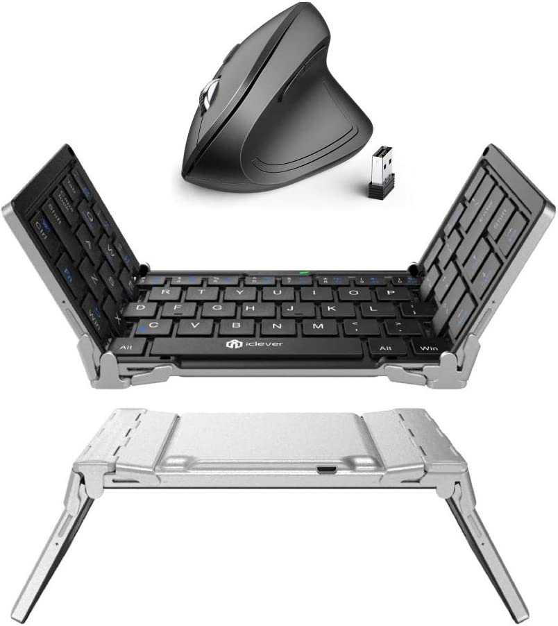 iClever BK03 Bluetooth Keyboard NEW Department store Foldable 5.1 Wireless
