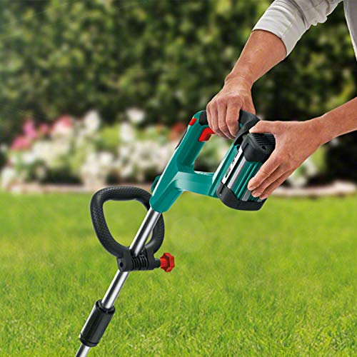 Bosch 0600878N04 AdvancedGrassCut 36 Cordless Grass Trimmer (Without Battery and Charger), Green
