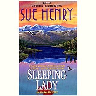 Sleeping Lady audiobook cover art
