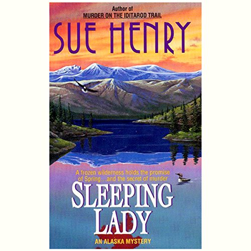 Sleeping Lady audiobook cover art