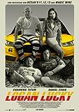 Logan Lucky – Channing Tatum – German Movie Wall Poster