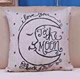 gfhfdjhf Cheap Outdoor Pillow Case Throw Cushion Cover Home Decor Capa De Almofada It6610