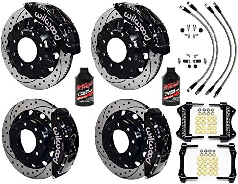 WILWOOD SUBURBAN YUKON Max 87% OFF OFFicial store XL FRONT REAR FREE KIT WITH BRAKE BIG